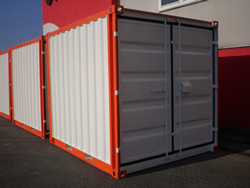 10 Fuss Lagercontainer Standard