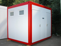 BC - 14 D+H WC Container
